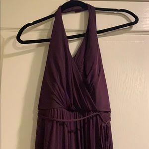 David's Bridal Dresses - David's Bridal Plum Bridesmaid dress
